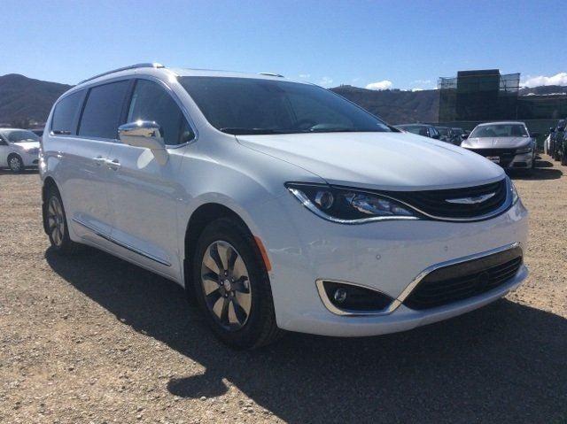 2018 Chrysler Pacifica Hybrid Limited Temecula Ca