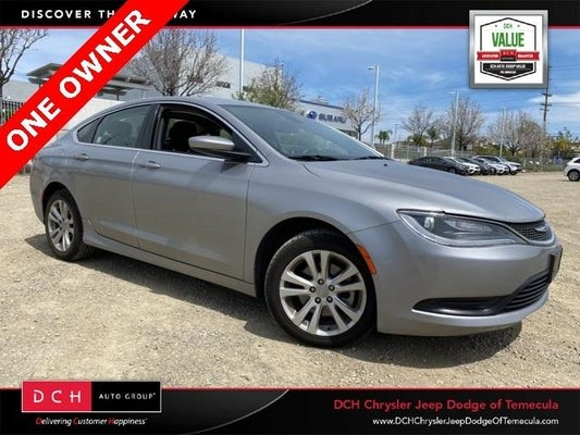 Used Chrysler 200 Temecula Ca