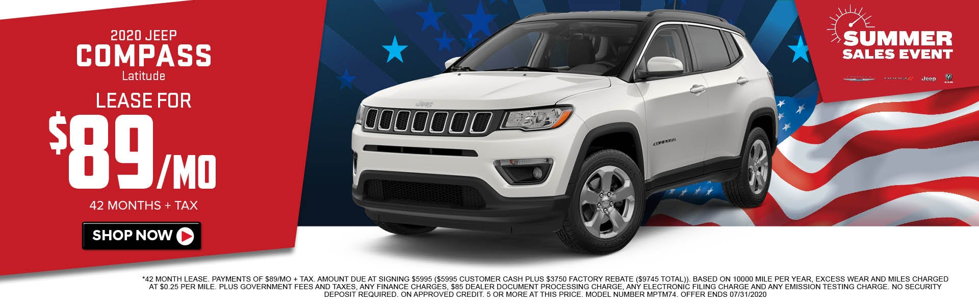 2020 jeep compass dch chrysler dodge jeep ram fiat of temecula specials temecula ca dch chrysler jeep dodge of temecula